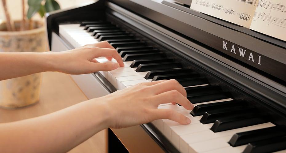 Новые цифровые пианино KAWAI KDP120 и KAWAI KDP75