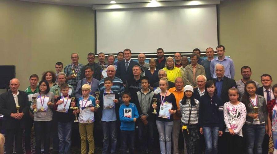 6-й Кубок Мэра г. Иркутска по быстрым шахматам.